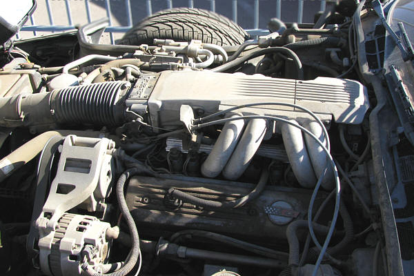Engine 4 7 L Fuel Injection Mileage 103k May Not Be Accurate
