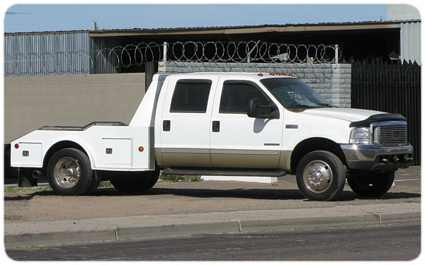 Side on 2000 Ford F450 For Sales